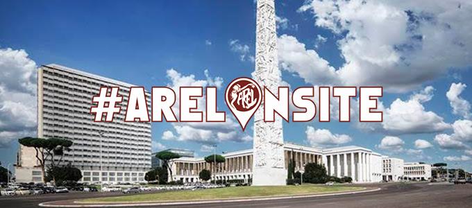 Palazzo-Italia a Roma-con #ARELONSITE